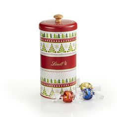Lindor Lindt Chocolate Truffles Festive Trees Gift Tin 106 Ounce * Visit the image link more details. Lindt Chocolate Truffles, Lindt Lindor, Cocoa Chocolate, Chocolate Gift Boxes, Holiday Gifts, Christmas Gifts, Christmas Shopping, Tin Gifts, Tree Designs