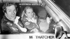 Do you remember? Mark Thatcher missing during Sahara rally