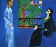 Matisse - Conversation