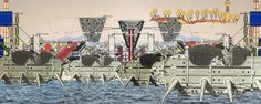 """Walking the City: Guest Post: Archigram's """"Walking City"""" Concept"""