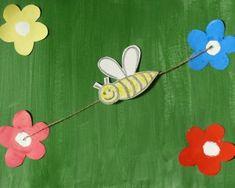 Létající včelka