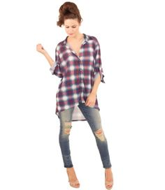 Who doesn't love a good distressed jean?! These are a great summer staple - pair them with everything from a casual tunic top to a flashy crop top for different looks. We love the cropped silhouette and washed front for a slightly grungy vibe.   By Lovers and Friends  Medium wash  With stretch  Model Info: Height: 5'9"