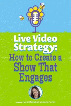 Live Video Strategy: