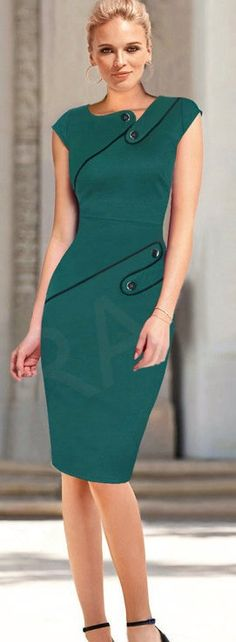 2015 hot selling elegant Workwear Business Dress AU$14.99