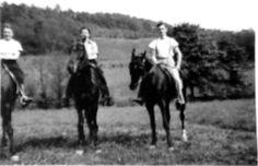John Foster Martz on the left.