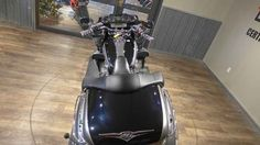 Used 2010 Kawasaki Vulcan 1700 Voyager Motorcycles For Sale in Wisconsin,WI. 2010 Kawasaki Vulcan 1700 Voyager, Built for the touring rider who has to have it all and look good having it Flagship of the Vulcan® 1700 family, the Kawasaki Vulcan 1700 Voyager® and Voyager ABS come equipped with everything the serious touring rider needs to pile on the miles in comfort and style: a large frame-mounted fairing, amazing storage capacity, a sculpted touring seat, electronic cruise control, a…