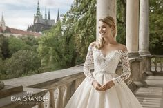 EvaGrandes - Ester by Grandes Bridal Style, Rompers, Wedding Dresses, Wedding Bridesmaids, Couture, Luxury, Girls, Campaign, Fashion