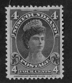 Old Stamps, Rare Stamps, Vintage Stamps, Postage Stamp Art, Classical Art, Princess Mary, Newfoundland, Stamp Collecting, My Stamp