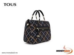 MONEYBACK MEXICO. TOUS is not only dedicated to create great pieces of jewelry and watches but it also designs amazing handbags for women in numerous designs and sizes. Here we present one of its most beautiful creations. Visit Tous in Mexico and save taxes with Moneyback! #moneyback www.moneyback.mx