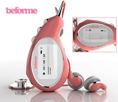 Beforme Stethoscope MP3 Player For Expectant Mothers