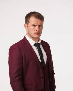 Ben Mitchell, Eastenders Actresses, Beautiful Men, Hot Guys, Ties, Suit Jacket, Blazer, Tv Series, Jackets