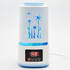 Air Purifier Household Mute Air Humidifier Mist Maker Ultrasonic Aromatheraphy Diffuser for Home with LED Colorful Night Light Price: USD 43.67 | United States