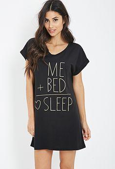 Me + bed = <3 sleep