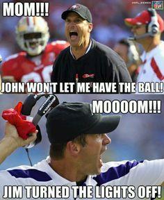 Haha, football :P