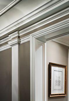 Moulding Detail - John B. Murray Architect