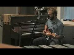 Favourite artist, favourite song of Vernon's. Blindsided by Bon Iver (Myspace Transmissions)