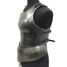 female fantasy larp armor