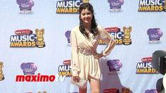 Celeste Buckingham Radio Disney Music Awards 2014 Red Carpet #RDMA