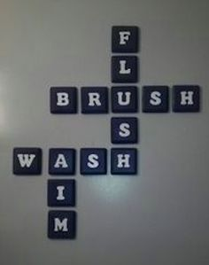 Bathroom decor: funny, perfect for a house full of boys!