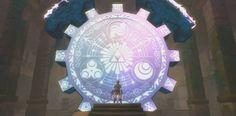 legend of zelda time gate
