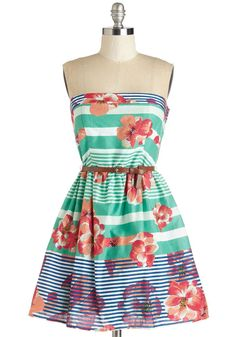 ModCloth Vacation Calls Dress