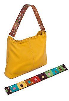 Katie Kalsi handbag at Belk!  http://www.belk.com/AST/Main/Belk_Primary/Handbags_And_Accessories/Featured_Shop/DesignerHandbags/PRD~2601336SOPHIE/Katie+Kalsi+Sophie+Large+Interchangeable+Strap+Shoulder+Bag.jsp?off=1