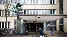 Danish Radio, Copenhagen, DK. Architect : Vilhelm Lauritzen