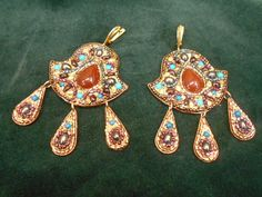 Hey, I found this really awesome Etsy listing at https://www.etsy.com/ru/listing/266177367/oriental-earrings-encrusted-with