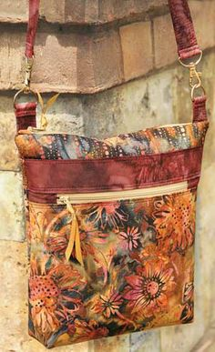 BARBADOS BAG - PATTERN NOT AVAILABLE. for inspiration