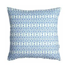 Tomy K Geometrika I Cushion: Each cushion is digitally printed with a contrasting colour and design on either sides.