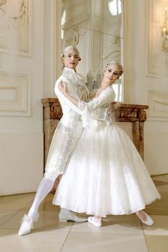 For the ones of you who hasn't already noticed it, I can tell you that every year a New Year's Day Concert is held in Vienna, in the Golden . Ballet Pictures, Ballet Photos, Dance Photos, New Year Concert, Ballerina Tutu, Ballet Beautiful, Ballet Dancers, Costume Design, Women's Fashion Dresses