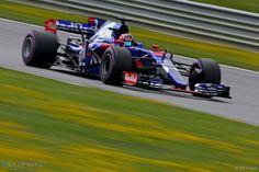 Grid:14th, Daniil Kvyat, Toro Rosso, Red Bull Ring, 2017