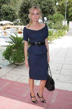 Diane Kruger beim Filmfest in Venedig 2007
