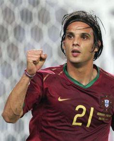 Nuno Gomes - Boavista, Benfica, Fiorentina, Braga, Blackburn Rovers, Portugal.