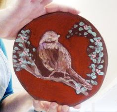 Bird Bowl, Janis Fisher