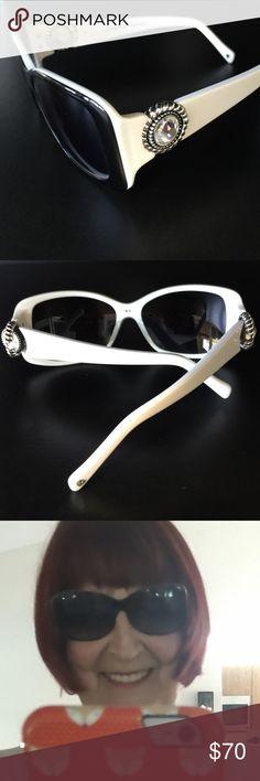 1da5a9a0f623 Brighton Sunglasses Brighton square black and white