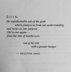 Ruin by Segova