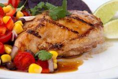 Crockpot Salsa Chicken #weightloss