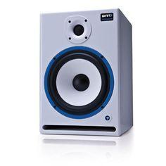 Sinn7 Produzent.5 Near Field Active Studio Monitor Speaker - White - http://digitalentertainment7.co.uk/hifi-system/sinn7-produzent-5-near-field-active-studio-monitor-speaker-white/