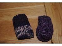 Babysocken handmade  schurwolle Bio Zwillinge Frühchen Erstling