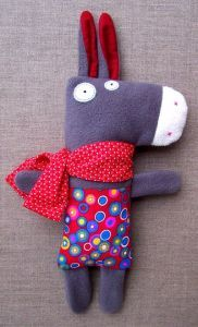 Amazing Home Sewing Crafts Ideas. Incredible Home Sewing Crafts Ideas. Fabric Toys, Fabric Crafts, Sewing Crafts, Sewing Projects, Sewing Stuffed Animals, Stuffed Toys Patterns, Ugly Dolls, Fabric Animals, Sewing Dolls