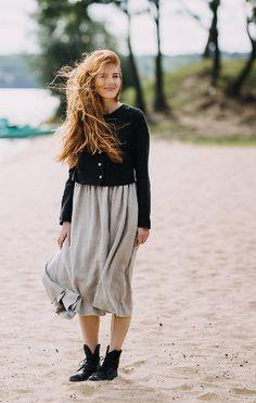 1a26a7b7624 617 bästa bilderna på clothes | Feminine fashion, Casual gowns och ...