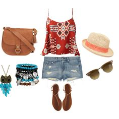"""""""Day"""" by raquelcosta129 on Polyvore"""