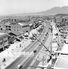 中山北路 1960