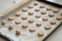 Co bude dobrého?: Esíčka skořicová a kakaová Bude, Cookies, Recipes, Food, Biscuits, Meal, Food Recipes, Essen, Rezepte