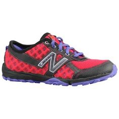 New Balance 20 Minimus Trail - Big Kids - Running - Shoes - Pink/Purple  My new crossfit shoes- I love them!