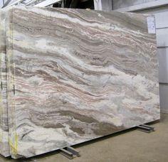 Quartzite | Fantasy Brown Quartzite... It's exactly what we want for kitchen countertop