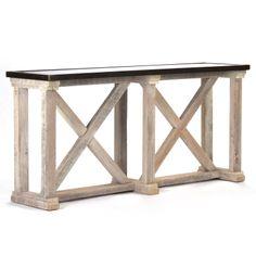 Zentique Furniture Leonard Console Table