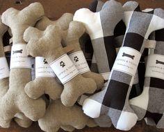 Ludwig & Vilgot - Handmade dog toys