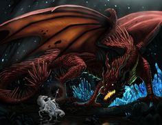 Guardian Dragon by euforia84 on DeviantArt
